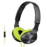 SONY Headphone [MDR-ZX310AP] - Grey (Merchant)
