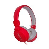 SONY Headset [XB337] - Red (Merchant) - Headset Pc / Voip / Live Chat