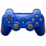 SONY Joystick PS3 - Blue - Video Game Accessory