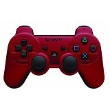 SONY Joystick PS3 Dual Shock 3 - Red - Video Game Accessory