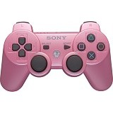 SONY Joystick PS3 - Pink - Video Game Accessory