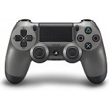 SONY DualShock 4 Wireless Controller for PlayStation 4 - Steel Black - Video Game Accessory