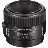 SONY Lens - SAL50M28 - Camera SLR Lens