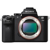 SONY Mirrorless Digital Camera A7 II Body Only - Camera Mirrorless