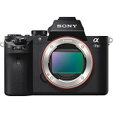 SONY Mirrorless Digital Camera A7 II Body Only