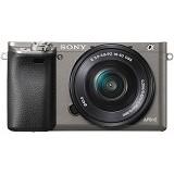 SONY Mirrorless Digital Camera Alpha A6000 - Graphite Grey [ILCE-6000L/H]