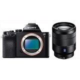 SONY Mirrorless Digital Camera Alpha a7 Kit1 - Camera Mirrorless
