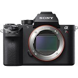 SONY Mirrorless Digital Camera Alpha a7R II Body - Camera Mirrorless