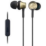 SONY Monitor In Ear Headphones [MDR-EX650AP] - Gold - Earphone Ear Monitor / Iem