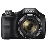 SONY Cybershot DSC-H300 - Black - Camera Prosumer