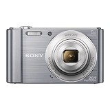 SONY Cybershot DSC-W810 - Silver (Merchant) - Camera Pocket / Point and Shot