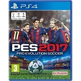 SONY PES 2017 PS4 (Merchant) - Cd / Dvd Game Console