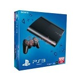 SONY PS3 Playstation 3 Superslim Super Slim 320GB Original (Merchant) - Game Console