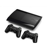SONY PS3 Super Slim 250GB [9131620] (Merchant) - Game Console