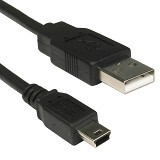 SONY PlayStation 3 USB Cable - Video Game Accessory