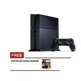 SONY Playstation 4 500GB - Black - Game Console
