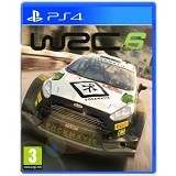 SONY PS4 WRC 6 Reg 3 (Merchant) - Cd / Dvd Game Console
