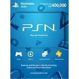 SONY PlayStation Network Voucher IDR 400.000 Digital Code - Voucher Games