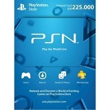 PLAYSTATION NETWORK VOUCHER IDR 225.000 (Merchant) - Voucher Games
