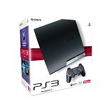 SONY Playstation 3 Slim 120GB - Black