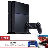 SONY Playstation 4 500GB God of War 2 - Black - Game Console