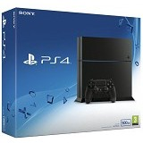SONY Playstation 4 [CUH-1206A] - Black - Game Console