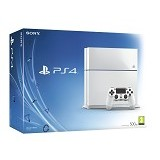 SONY Playstation 4 [CUH-1206A] - White