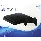 SONY Playstation 4 Slim 500GB [CUH-2006A] (Merchant) - Game Console
