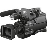 SONY Professional Camcorder AVCHD HXR-MC2500 - Camcorder / Handycam Professional