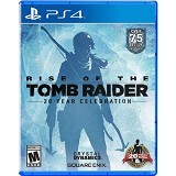 SONY Rise Of The Tomb Raider Reg 3 PlayStation 4 (Merchant) - Cd / Dvd Game Console