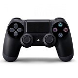 SONY Stik Playstation 4 Original - Black (Merchant) - Video Game Accessory