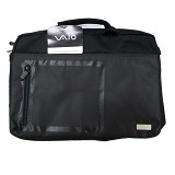 "SONY VAIO Tas Laptop Ukuran 15"" [ONT475AP-01] - Black - Notebook Carrying Case"