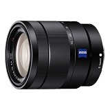 SONY Vario-Tessar T* E 16-70mm F4 ZA OSS Lens [SEL1670Z] - Black - Camera Mirrorless Lens