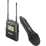SONY Wireless Handheld Microphone Package [UWP-V2] - Microphone System