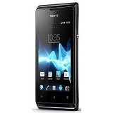 SONY Xperia E Single [C1505] - Black - Smart Phone Android