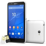 SONY Xperia E4 - White - Smart Phone Android