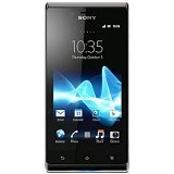 SONY Xperia J [ST26i] - White - Smart Phone Android