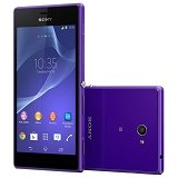 SONY Xperia M2 Single [D2305] - Purple - Smart Phone Android