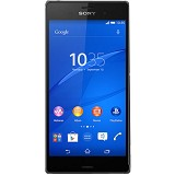 SONY Xperia Z3 - Black - Smart Phone Android
