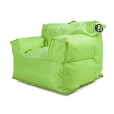 SOO SANTAI Billy the Kid Beanbag - Lime - Bantal Duduk / Bean Bag