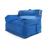 SOO SANTAI Billy the Kid Beanbag - Navy - Bantal Duduk / Bean Bag