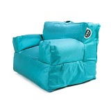 SOO SANTAI Billy the Kid Beanbag - Turquoise - Bantal Duduk / Bean Bag