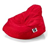 SOO SANTAI Freaky Cousin Beanbag - Red - Bantal Duduk / Bean Bag