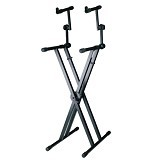 SOUNDKING Keyboard Stand [DF086] - Keyboard & Piano Stand