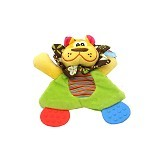 SOZZY Rattle Lion [BHG/SBTR] (Merchant) - Dot Bayi / Pacifier & Teethers