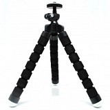SPIDER Mini Flexible Tripod - Black (Merchant) - Tripod Mini and Tabletop