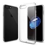 SPIGEN Liquid Crystral Apple iPhone 7 Plus - Crystal Clear (Merchant) - Casing Handphone / Case