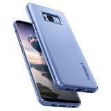 SPIGEN Thin Fit Case for Samsung Galaxy S8 - Blue Coral - Casing Handphone / Case