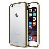 "SPIGEN iPhone 6 (4.7"") Case Ultra Hybrid Series [SGP11171] - Champagne Gold - Casing Handphone / Case"