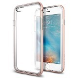 "SPIGEN iPhone 6S/6 (4.7"") Case Neo Hybrid EX [SGP11725] - Rose Gold - Casing Handphone / Case"